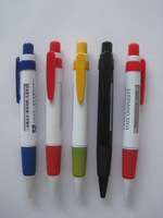 Raw Materials of Pen 6 Message Logo Ball Pen