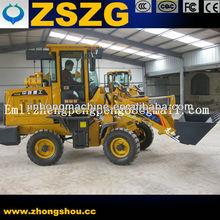 ZL-916 wheel loader/mini/manufacturer sale/customised loading machine