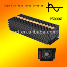 5000W 12V 240V 50HZ Pure Sine Wave Inverter with European socket two years warranty