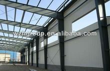 Portal Frame Steel Structure Poultry Farm Building