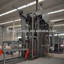 aglomerado caliente máquina de la prensa maquinariaparalamadera