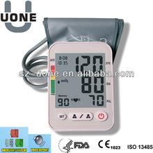 Talking blood pressure monitor, Arm blood pressure monitor