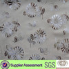 100% polyester gilding weft knitting fabric for list trading companies dubai