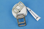 Lashing buckle 50mm, 40mm, 30mm strap buckle, forged strap adjuster