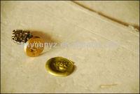 Envelop hot sale embossing necklace seal /Vintage European style hot sale necklace seal