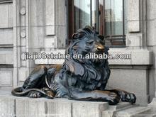 Casting Bronze The HSBC Lions