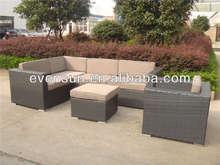 living room furniture antique wicker sofa set outdoor furniture