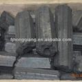 mezquite hexagonal del carbón de leña