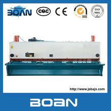 series QC11Y hycraulic guillontine shear/hydraulic metal cutter shearing machine