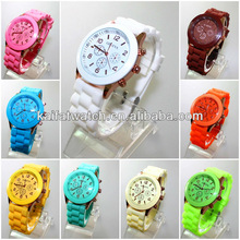 2014 japan sex girl fashion silicone watch