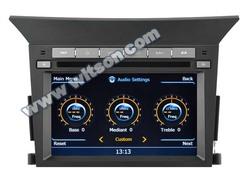 WITSON 2 din car dvd for HONDA PILOT 2013 WITH A8 CHIPSET 1080P V-20 DISC WIFI 3G INTERNET DVR SUPPORT