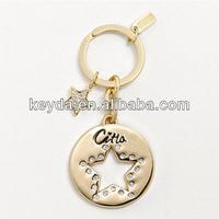 promotional item Key chain / Key fob /fashion key chain made in China