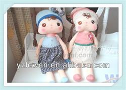 angela dress fashion plush dolls