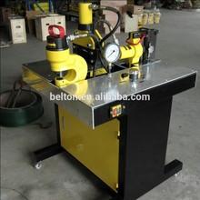 Be-vhb-200 barramento de processamento da máquina de corte e dobra de perfuração hidráulico funcionalidade barramento do processador da máquina