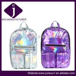Fashion Cool Laser shinning Kids Backpack