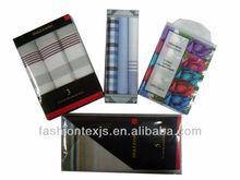 high quality mens cotton wholesale handkerchief