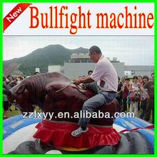 การต่อสู้วัวราคา, พองวัวแดง