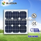 Blueusn best price portable small 20w solar panel backpack