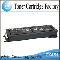 Shenzhen manufacture compatible toner TK685 for Kyocera Taskaifa-300i / 400i