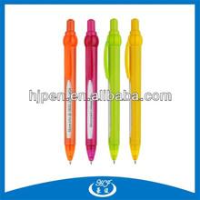 Cheap Plastic Ball Pen Word Hidden Pen