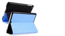 Favorites high quality durable leather case for ipad mini,for ipad mini case .