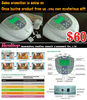 2014 Promotion!!!Best Price !!!Health care ion ionizer Detox Foot Spa machine Equipment For Home use