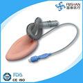 De silicona reutilizable reforzado de laringe máscara airways