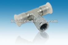 Hydraulique en acier inoxydable tuyau d' huile