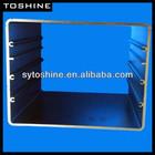 customize aluminum enclosure,aluminum extrusion shell,aluminum housing