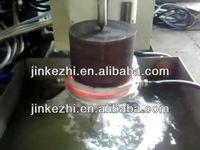IGBT medium frequency induction shaft annealing machine