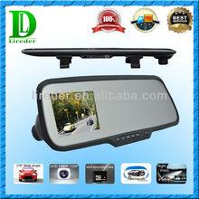 LIMITED ! UHD Car DVR, Rearview Car Black Box, Mirror Lcd Car Dvr