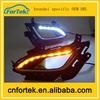 china factory price daytime runing light LED drl hyundai IX45 led drl manufacturer wholesale