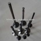 Auto car engine valve for MAZDA diesel engine GE 626, OE number:FS01-12-111(IN) FS05-12-121(EX)