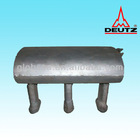 Deutz car Exhaust muffler for diesel engine f3l912
