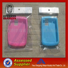 Hot new products for 2014 pink and blue silicone mobile phone case