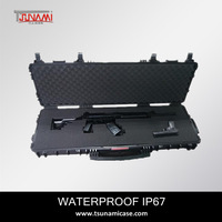ghost hunting equipment waterproof IP67 No.1133513 with handle rifle gun case with wheels power tool gun case