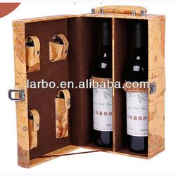 wine paper gift bag in stock