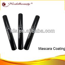 clear mascara coating/sealer for eyelash extension use