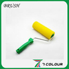 professional painting roller brush;high quality paint roller brush with plastic handle; roller refill, roller cover,