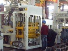 Hydraform Press Interlock Block Making Machine With Good Price From Shanghai Qianyu