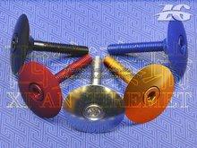 Al Aluminum headset top cap anodiza color