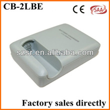 High security for Canon CB-2LBE deep cycle battery charger