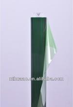 PVC Color Soft Film for Raincoat, Bag, Tag/blackish green color