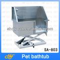 Hf superior para mascotas pet bienes sa-803 bañera