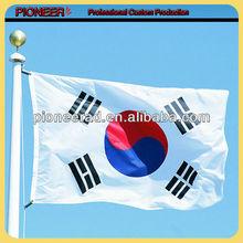 Custom korea flag