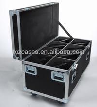 Case for par 64 lighting case/flight case/lighting case