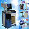 Low consumption high speed high speed laser ear tag printing machine trustworthy -brand Taiyi with CE