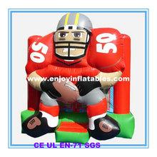 2014 indoor/happy hop/batman/gift box/sports bouncy castles inflatables
