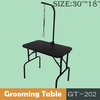 2014 best convenient folding dog grooming table GT-202