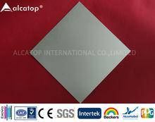 Building Materials PVDF Fireproof ACP Plastic Wall Board
